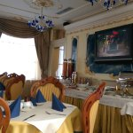 The Restaurant & the Breakfast room