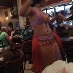 Great atmosphere! Belly dancer too! Great to come here to get a taste of culture that goes beyon