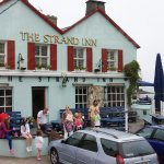 The Strand Inn, Dumore East, County Waterford, Ireland, July 2016