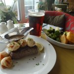 Surf and turf, Uist Style