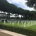 Sicily Rome American Cemetery and Memorial