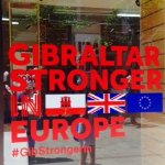 Before the Referendum - Hope Gib will be ok!