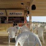 Spiaggia Saline Foto