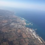 The Port of Civitavecchia from the Air