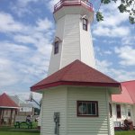 Campbellton Range Rear Lighthouse