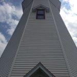 Campbellton Range Rear Lighthouse