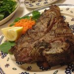 Toller Fiorentina Steak!!!