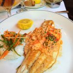 Dynamite Striped Bass  and Grouper Ponchartrain