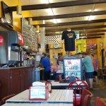Shady Lane Cafe.