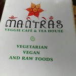 Mantras Veggie Cafe and Tea House
