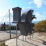 Ruins of Mt. Hachiman Castle Foto
