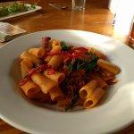 Overcooked pasta