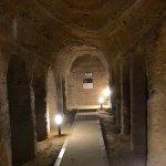 interno delle grotte di Camerano E