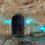 interno delle grotte di Camerano C