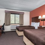 Two Double Handicap Accessible Guest Room