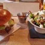 Jerk Chicken with Farro Salad!