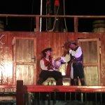 Barco Pirata Jolly Roger Cancún