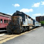 Baltimore and Ohio Railroad Museum Foto