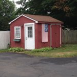 cute little shed