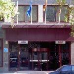 PUERTA PRINCIPAL HOTEL TURIA