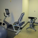 Fitness center - 2nd Floor w/ card entry