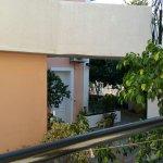 Views of Dioynsios Studio room & grounds