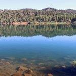 Beautiful setting next to the lake