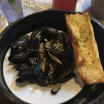 Stone cold mussles