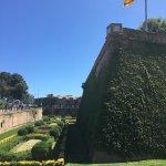 Zdjęcie Park w Montjuïc