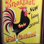 Complimentary Breakfast!