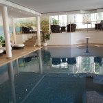 Swimmingpool des Hotels