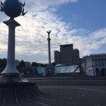 Maidan Nezalezhnosti (Independence Square) Foto
