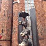 Photo de Riga Town Hall Square