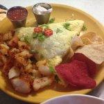 Taco Omelette...