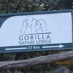 Gorilla Safari Lodge Aufnahme