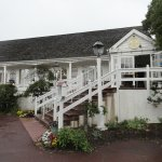 Front View of Bay Pony Inn Entrance