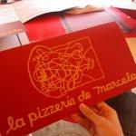 Bilde fra La Pizzeria de Marcela