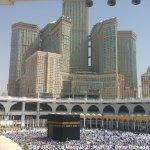 1er étage de la mosquée