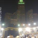 Mecca by night