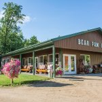 New Bear Paw Lodge with a Restaurant, indoor games, Fitness Center and more!