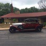 Antique car club