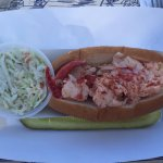 The Lobster Roll from Oarweed