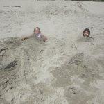 burying the kids