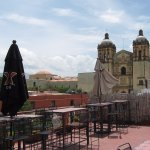 Rooftop patio, Casa Crespo