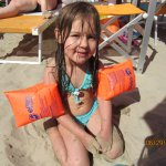 VICKY IN SPIAGGIA