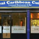 Royal Caribbean Cuisine Edmonton London UK