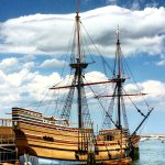 Mayflower II Foto