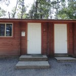Food shed/gear shed