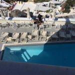 Villa Ilias Caldera Hotel Foto