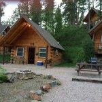 Rustic Ridge Guest Cabins Foto